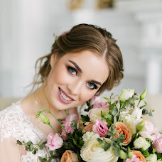 Wedding photographer Anastasiya Nikitina (anikitina). Photo of 08.04.2018