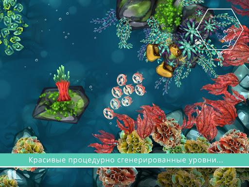 Jelly Reef для планшетов на Android
