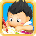 Drawing Kids - Bé Vẽ và Tô Màu