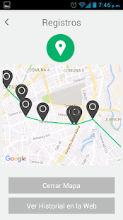 LocalizameApp GPS- screenshot thumbnail