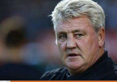 Steve Bruce succède à Rafael Benitez comme coach de Newcastle