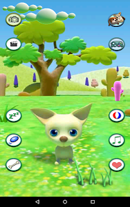 Talking Chihuahua Free screenshot 4