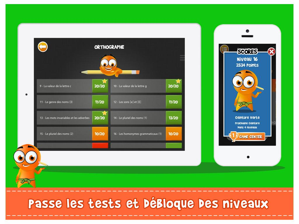 Itooch fran ais cm2 android apps on google play - Open office android francais ...
