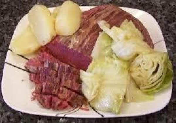 Fireman Bob's Irish Corned Beef My Way..... Recipe
