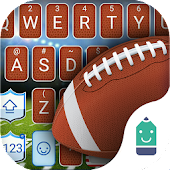 American Football Emoji Theme Android APK Download Free By Best Keyboard Theme Design