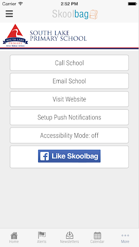 android South Lake Primary School Screenshot 3