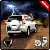Uphill Climb: Mountain Race Offroad 4x4 Prado Car