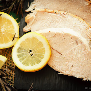 Lemon Rosemary Butter Turkey Recipes