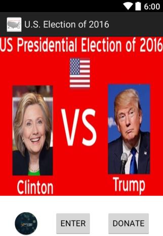 米国の選挙2016