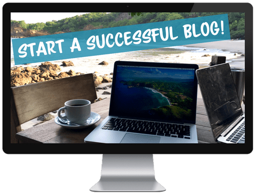 Start a Successful Blog Free eCourse by Create and Go
