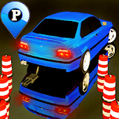 Reverse Car Parking Road Racing Simulator