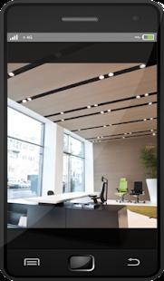 Domácí stropní designy - náhled