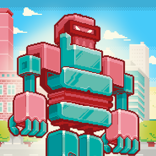 Pixzilla - King of monsters APK Cracked Download
