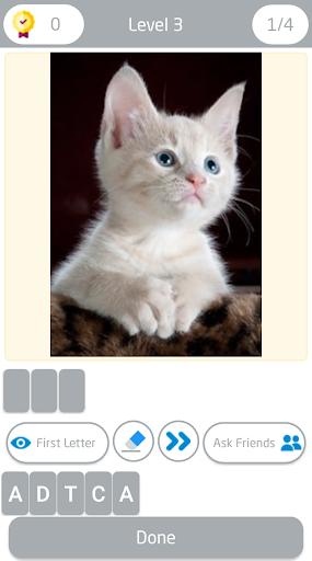 Animals Quiz - Guess animal 7 screenshots 1