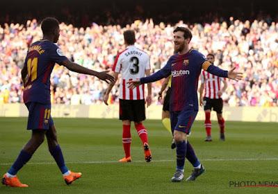 ? Nouvelle victoire pour le Barça, nouveau joli but pour Messi