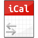 iCal Import/Export CalDAV icon