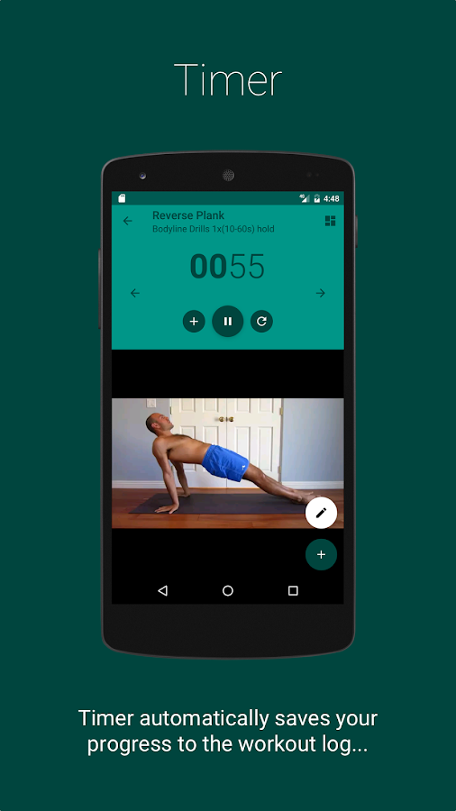 Bodyweight Fitness- screenshot