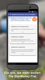 StarMoney Phone - mit vollem Funktionsumfang Screenshot
