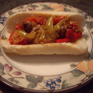 Ciao Bella Sausage and Peppers