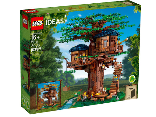 LEGO Tree House Building Set Just $169.99 Shipped on Walmart.com (Regularly $200) | May Sell Out Quickly