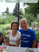 Photo: Birgit Reinel-Neumann is a dear friend from Roth. Her parents are our homestay hosts for the 7th time over 25 years. Birgit was 16 when I 1st met her