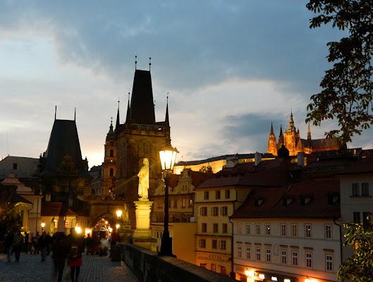 Una sera a Praga di lucaldera