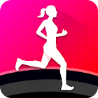 Running to Lose Weight icon