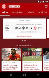 Internacional SporTV - náhled