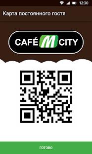 CAFÉ M-CITY - náhled