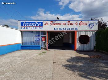 locaux professionels à La Chaussée-Saint-Victor (41)