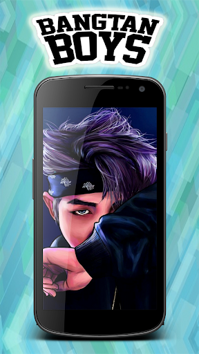 BTS Fanart Wallpapaers 1.1 screenshots 1