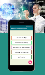 Electrical Engineering Mcqs and Interview guide App Download For Android 3