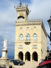 Photo: San Marino city - Palazzo Publico