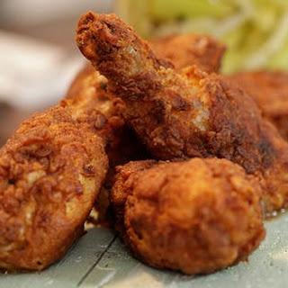 Buttermilk-Fried Chicken Recipe