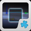 Trans Blue GOWidget Theme icon