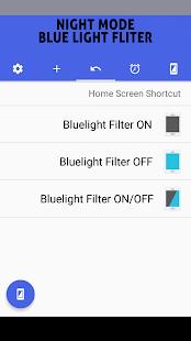 Blue Light Filter : Eye Care Night Mode Screen App - náhled