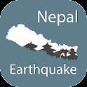 Nepal EarthQuake icon