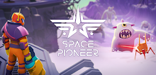 Space Pioneer – Shoot, build & rule the galaxy