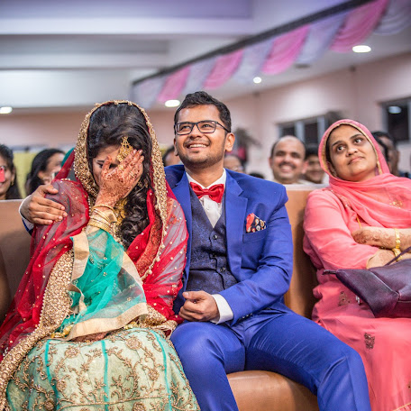Wedding photographer Sujith Kumar (incognitoframes). Photo of 07.03.2018