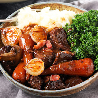 Rich and Comforting Beef Bourguignon