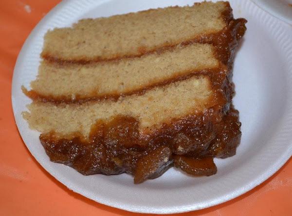 Tonna's Apple Cake Recipe