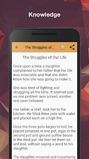 Download Wise stories  apk screenshot 4