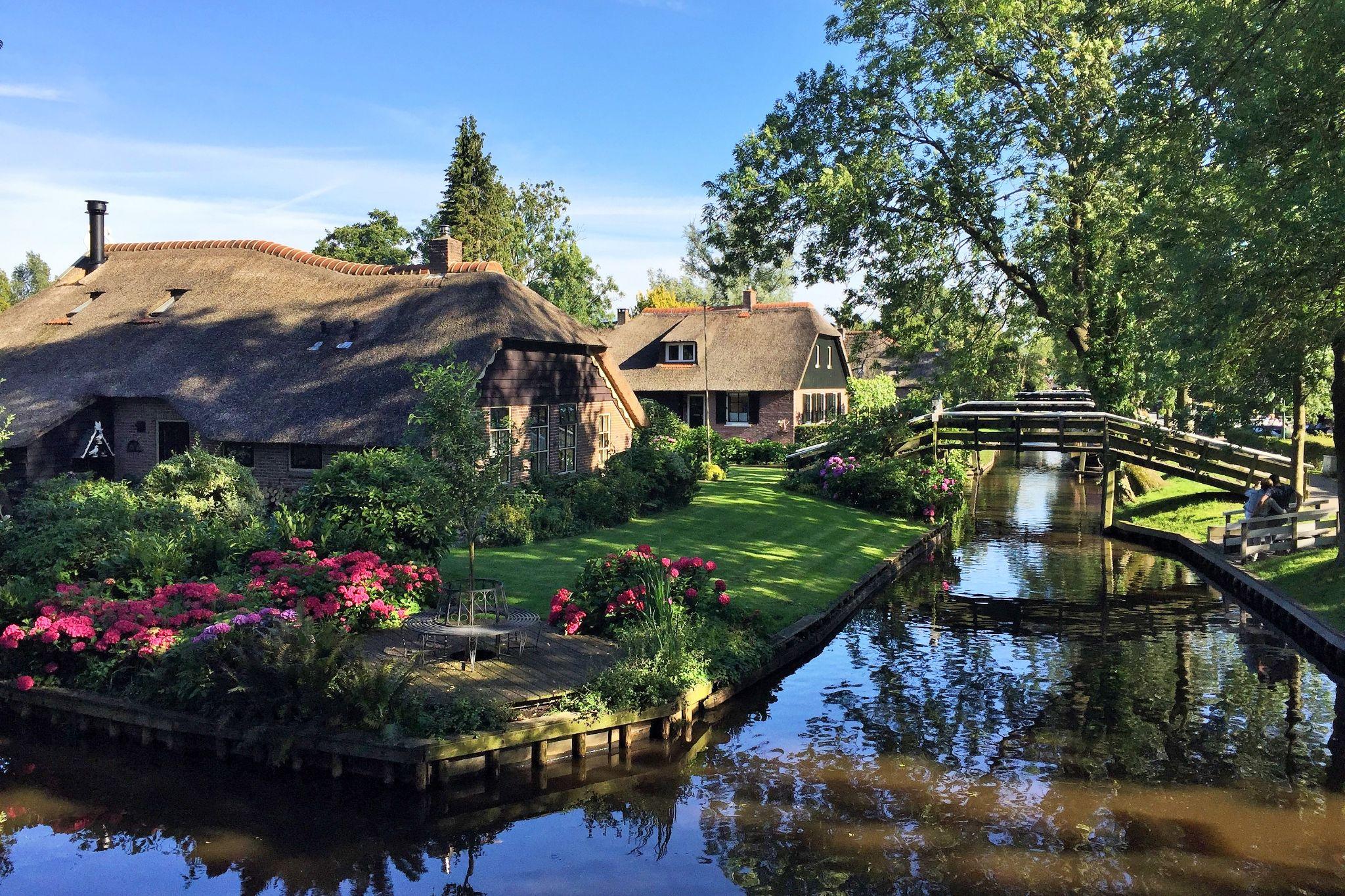 荷蘭式童話 — Giethoorn 羊角村   TRAVEL POP
