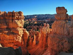 Photo: parc national de Bryce Canyon - États-Unis.