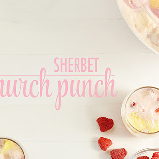 Sherbet Church Punch