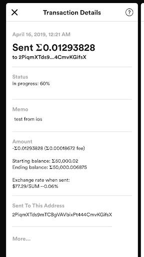 Slice Wallet Screenshots 6