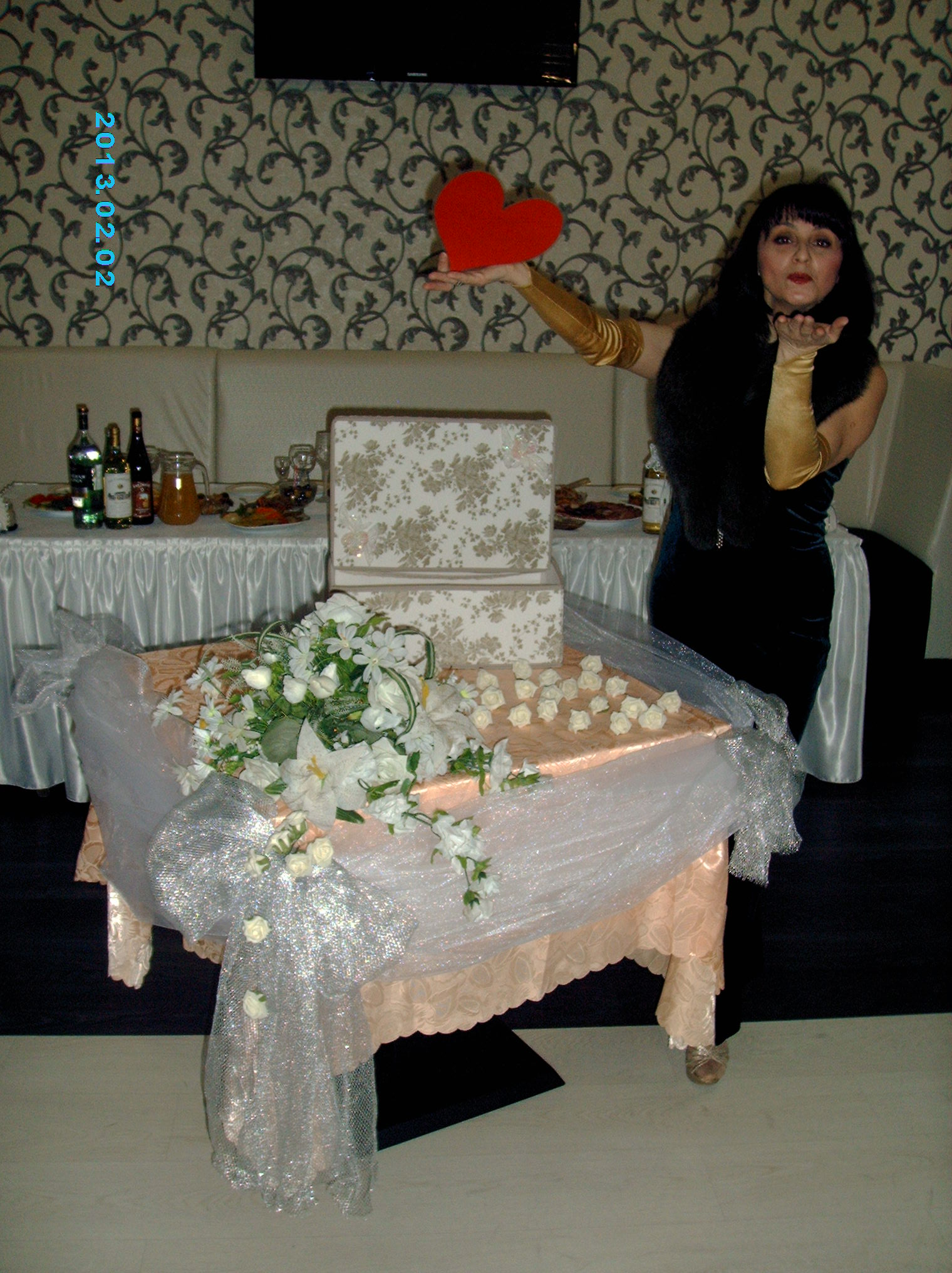 Марина Полянская (Гапоненко) в Ростове-на-Дону