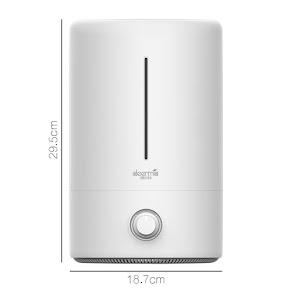 Umidificator de aer Xiaomi Deerma F628, Alb, 6 litri
