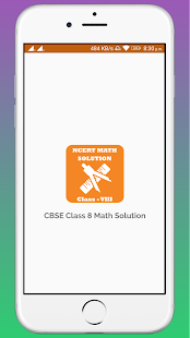 CBSE Class 8 Math Solution - náhled