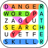 Word Search by Crazy Letter Games APK Icon